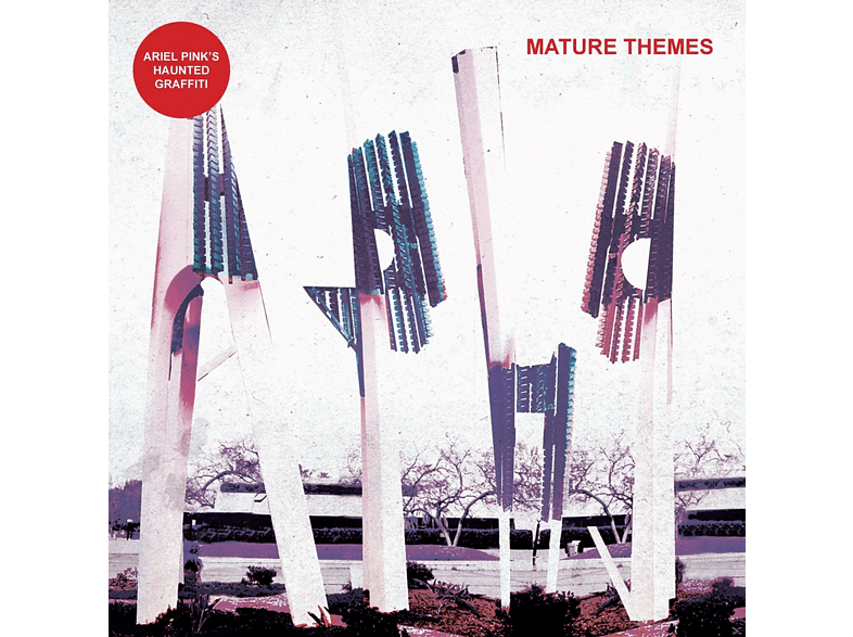 Ariel Pinks Haunted Graffiti - Mature Themes [Vinyl]
