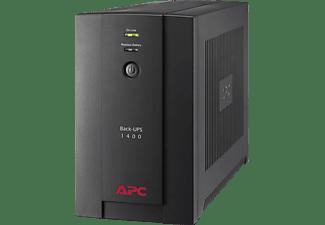 APC Unterbrechungsfreie Stromversorgung Back-UPS 1400VA (BX1400UI)