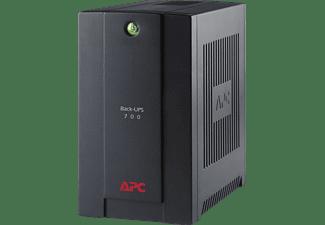 APC Unterbrechungsfreie Stromversorgung Back-UPS 700VA (BX700U-GR)