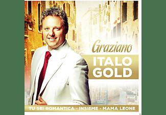 Graziano - Italo Gold  - (CD)