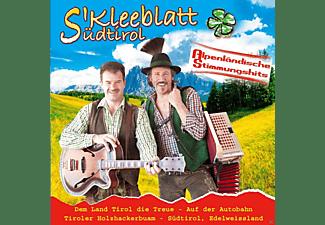 S' Kleeblatt Aus Südtirol - Alpenländische Stimmungshits  - (CD)