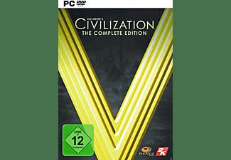 Civilization V (The Complete Edition) - [PC]