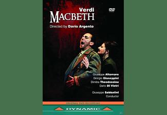 VARIOUS, Piemonte Philharmonic Orchestra, Schola Cantorum San Gregorio Magno - Macbeth  - (DVD)
