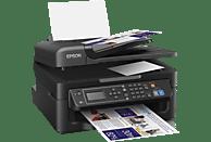 EPSON WorkForce WF-2630WF Tintenstrahl 4-in-1 Tinten-Multifunktionsdrucker WLAN Netzwerkfähig