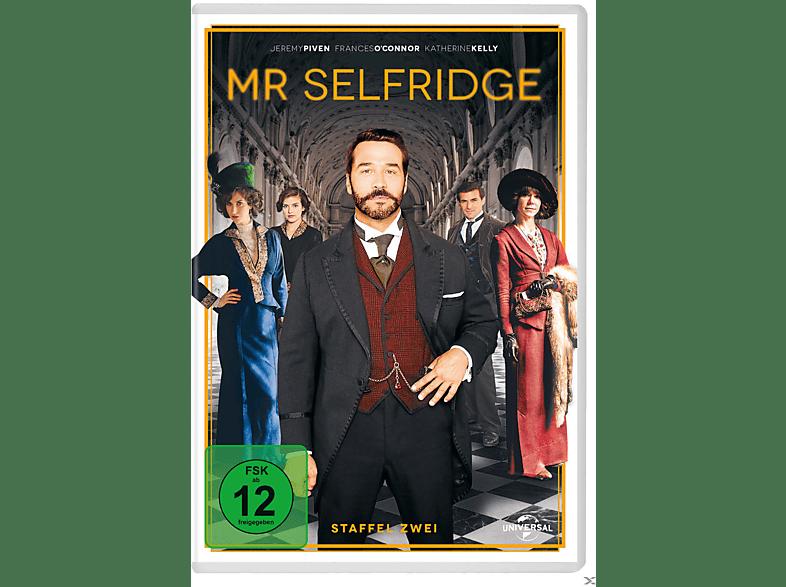 Mr. Selfridge - Staffel 2 [DVD]