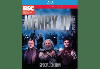 VARIOUS, Royal Shakespeare Company - Henry IV Part 1 & 2  - (Blu-ray)
