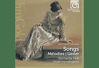 Bernarda Fink, Roger Vignoles - Lieder  - (CD)