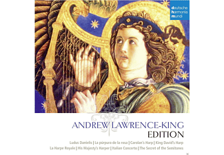 Andrew Lawrence-King, VARIOUS - Andrew Lawrence-King Edition - (CD)