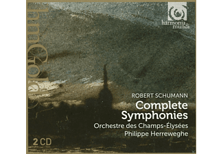 Philippe Herreweghe, Orchestre Des Champs-elysees - Complete Symphonies  - (CD)