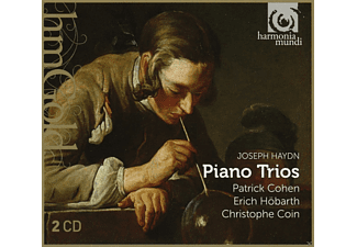 Christophe Coin, Cohen Patrick, Erich Höbarth - Piano Trios  - (CD)
