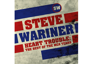 Steve Wariner - Heart Trouble:The Best Of The Mca Years  - (CD)