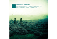 Pieter Wispelwey, Paolo Giacometti - Schubert/Brahms: The Complete Duos - Phantasie [CD]