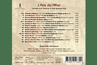 Ensemble Ventosum - L'arte Dei Piffari - Cornetts And Sackbuts In Earl [CD]