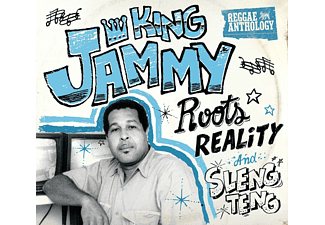King Jammy - Roots Reality And Sleng Teng (2cd+Dvd Edition)  - (CD + DVD Video)