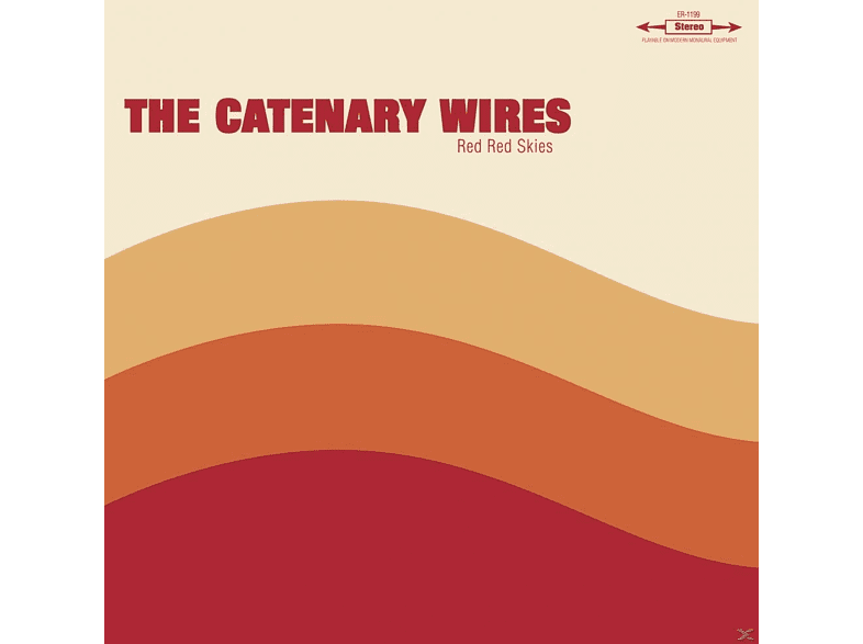 The Catenary Wires - Red Red Skies (10inch EP) [Vinyl]