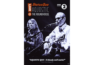 Status Quo - Aquostic! Live At The Roundhouse - (DVD)
