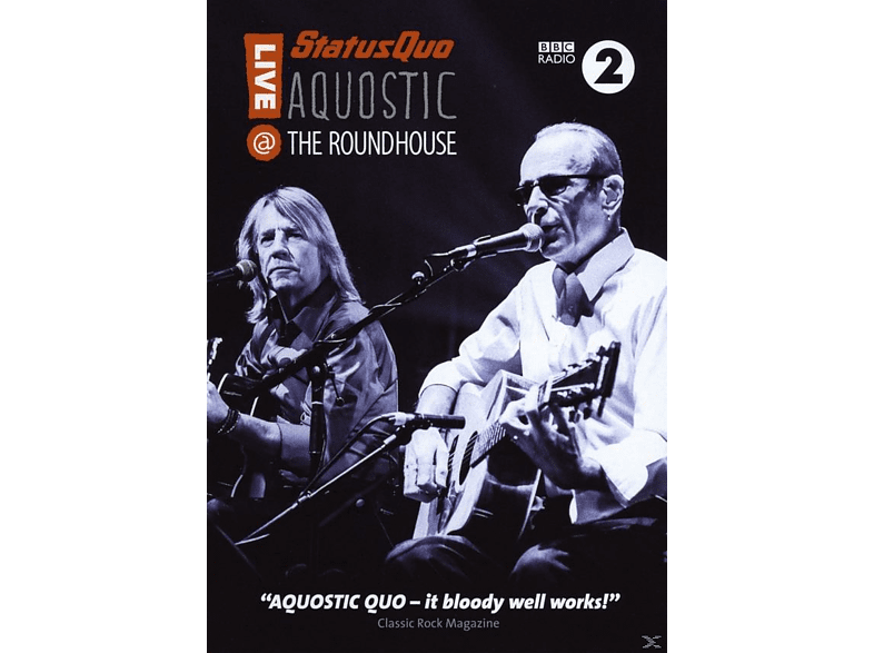 Status Quo - Aquostic! Live At The Roundhouse [DVD]
