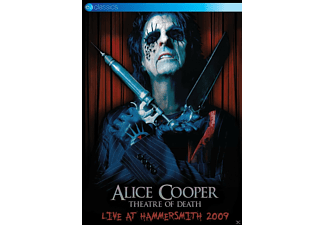 Alice Cooper - Theatre Of Death-Live At Hammersmith 2009  - (DVD)