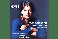 Joshua Bell, Roger Norrington, Camerata Salzburg - Beethoven And Mendelssohn Violin Concertos [CD]