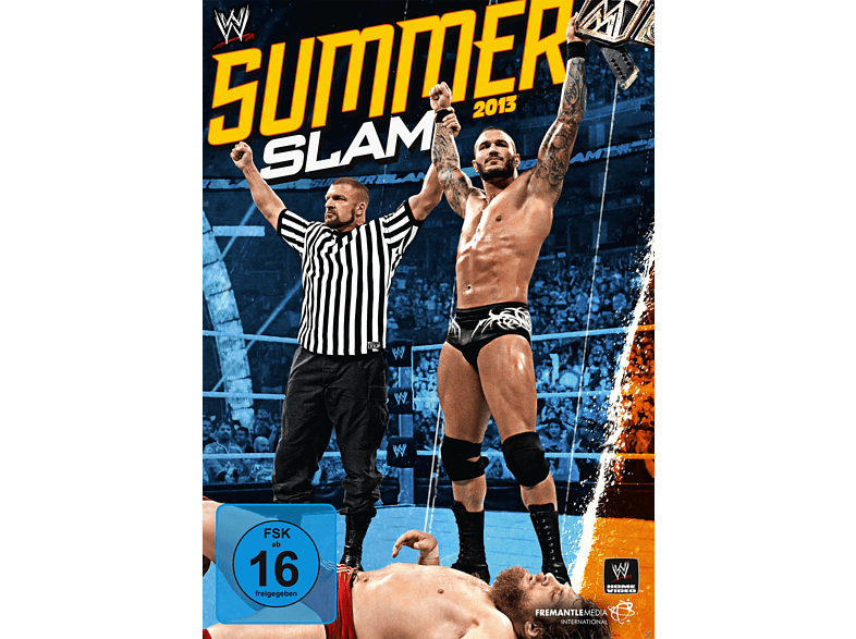 Summerslam 2013 [DVD]