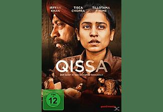Qissa - Der Geist ist ein einsamer Wanderer DVD