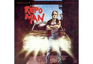 VARIOUS - A Tribute To Repo Man  - (CD)
