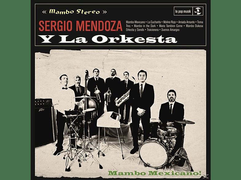 Sergio Y La Orkesta Mendoza - Sergio Mendoza Y La Orkesta [CD]