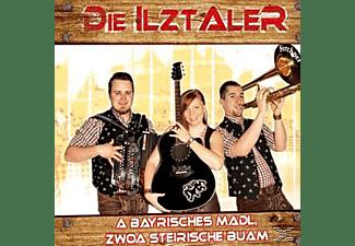 Die Ilztaler - A bayrisches Madl,zwoa steirische Buam  - (CD)