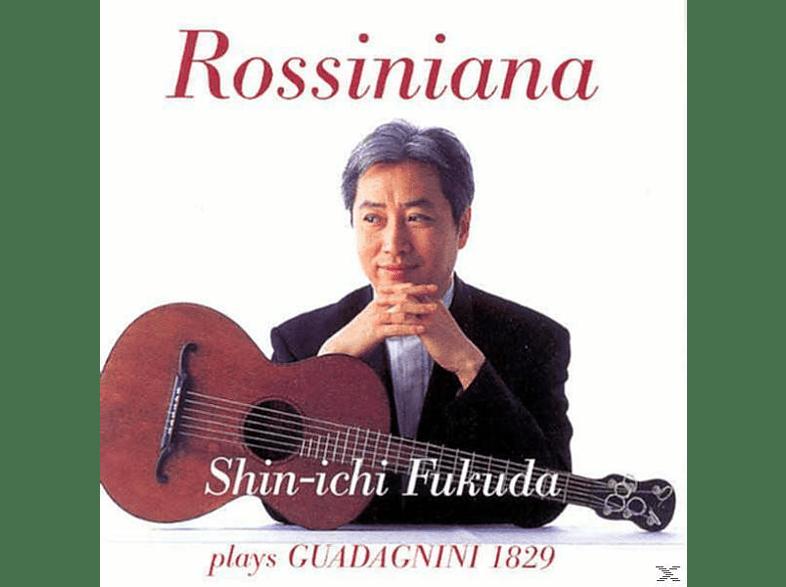 Shin-ichi Fukuda - Rossiniana [CD]
