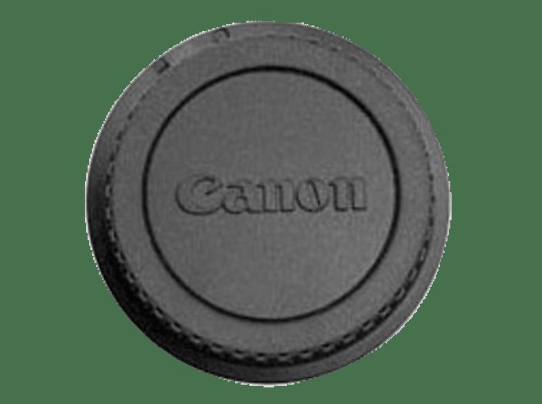 CANON Objektiv Rückdeckel, Schwarz