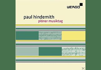 Henschel, Liebrecht, Jugendsinf.-Orch.Mar - Hindemith: Plöner Musiktag  - (CD)