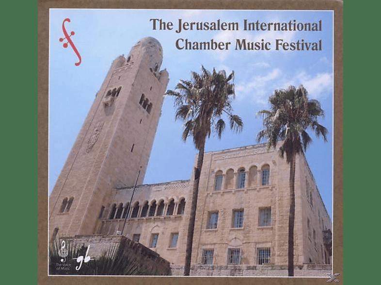 VARIOUS - The Jerusalem International Chamber Music Festival [CD]