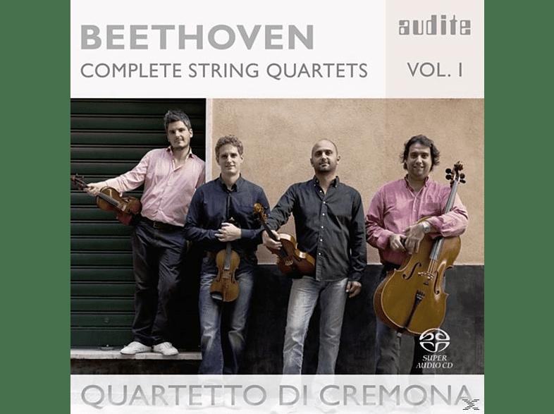 Quartetto Di Cremona - Complete String Quartets Vol.1 [CD]