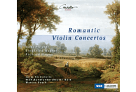 Juraj Cizmarovic, WDR Rundfunkorchester Köln Orchester - Violinkonzerte Der Romantik [CD]