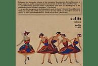 Melring Quartett, Mandelring Quartett - Sämtliche Streichquartette [CD]