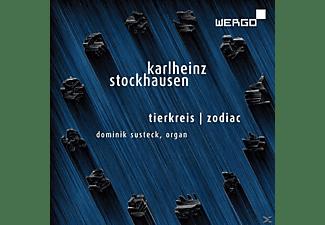 Dominik Susteck - Tierkreis (Version Für Orgel)  - (CD)