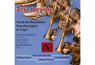 Schweizer, Bäuml, Ferber - Trio Baroque-Musik Für Barockoboe,Barock  - (CD)