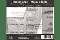 Il Giardinetto Del Paradiso-G.Fuß/Z.Zin/K.A.Lee - Maskentänze Aus Der Renaissance Und Frühbarock [CD]