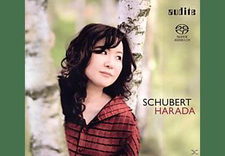 Hideyo Harada - Wanderer-Fantasie/Sonate 21 B-Dur D 960  - (SACD Hybrid)