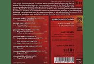 Martin Neu - Bach und die Süddeutsche Orgelschule [SACD Hybrid]