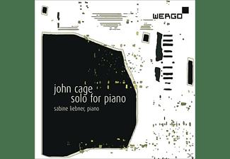 Sabine Liebner - Solo for Piano  - (CD)