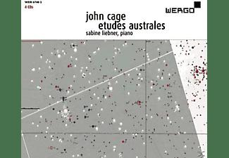 Sabine Liebner - Etudes Australes  - (CD)