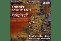 Rothkopf Andreas - Sämtliche Orgelwerke (Ga) [CD]
