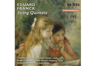 VARIOUS - Streichquintette op.15 & 51  - (SACD Hybrid)