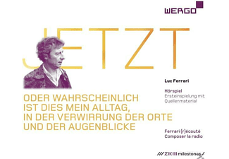 Luc Ferrari - Jetzt  - (CD)