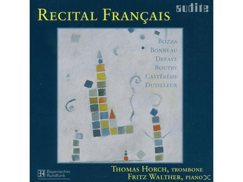 Walther, Horch, T. Horch - Musik F.Posaune & Klavier [CD]