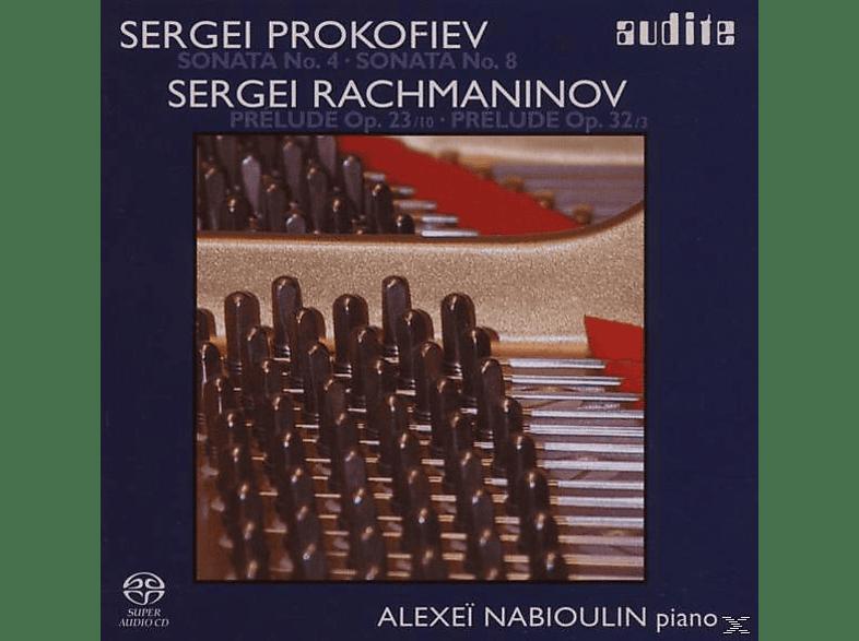 Alexej Nabioulin, Alexei Nabioulin - Klavierwerke [SACD Hybrid]