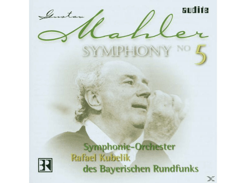 Kubelik, SO Bayer.Rf, R./SOBR Kubelik - Sinfonie 5 cis-moll [CD]