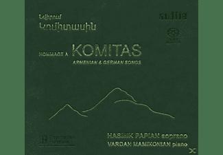 Papian/Mamikonan, H. Papian - Hommage A Komitas  - (SACD Hybrid)