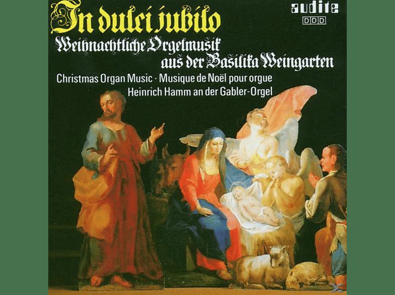 Hamm Heinrich - Weihnachtliche Orgelmusik [CD]